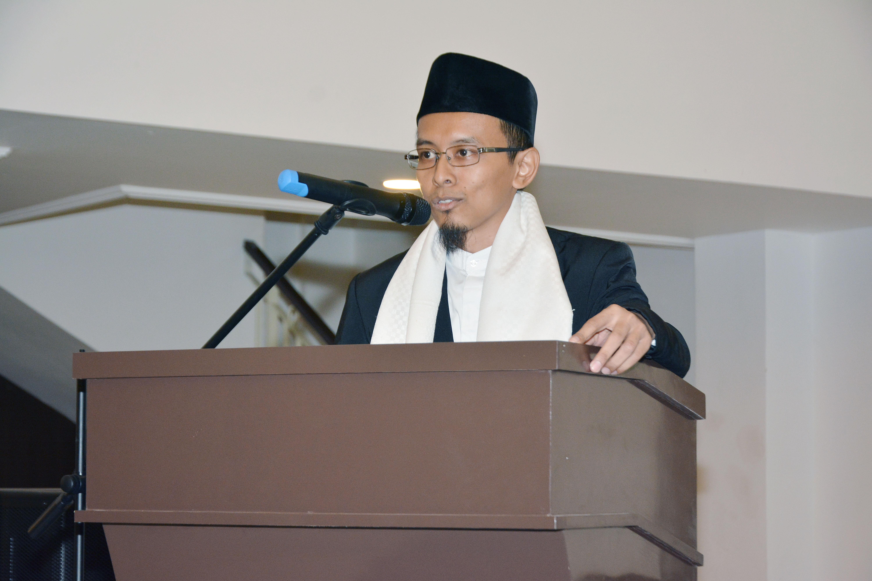 Direktur Pondok Pesantren Daarul Ilmi Muhammadiyah Tarakan