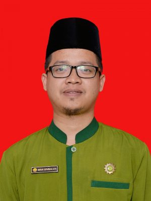 Amran Suparman, S.Pd.