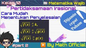 Belajar Matematika Online By Math Official