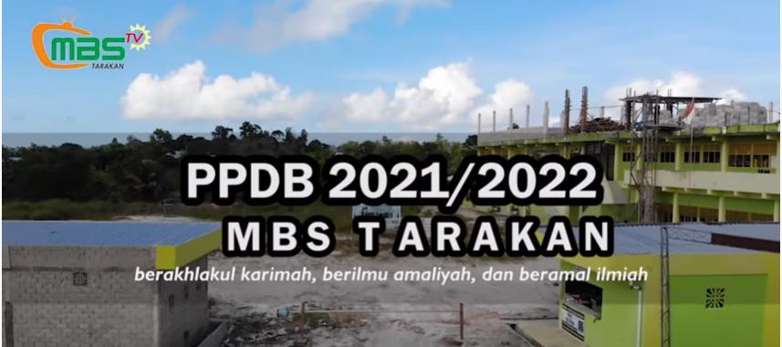 Penerimaan Santri Baru Tahun 2021