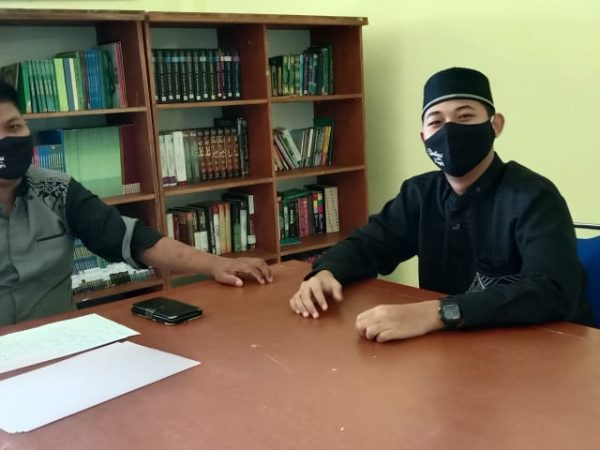 Hafidzdinullah Santri Berprestasi, yang ingin menjadi pengusaha dan menuju Madinah
