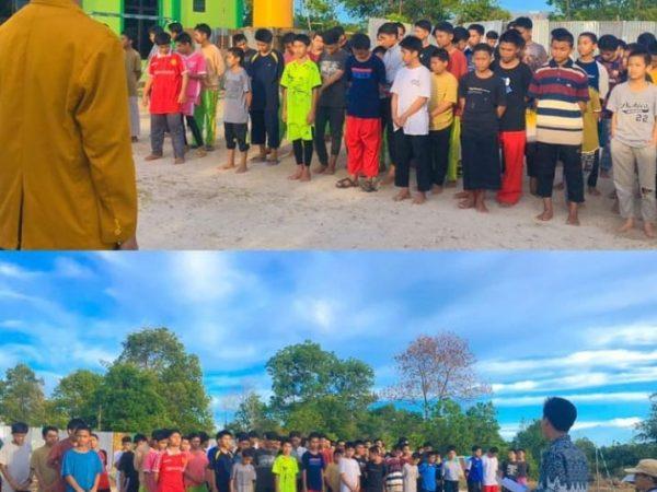 Kick Off Liga Santri MBS Tarakan